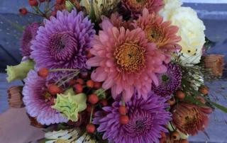 Blumen Hochzeit Herbst Unterseen/Interlaken